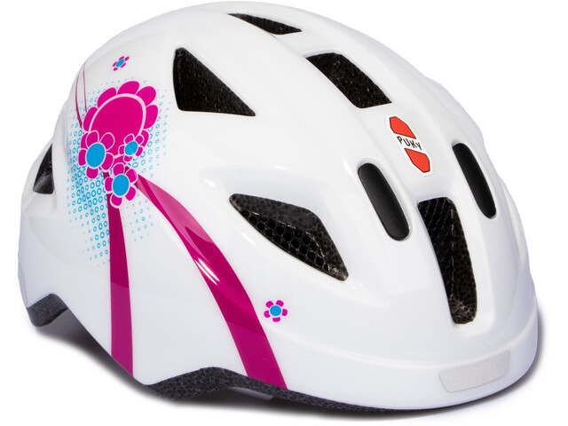Puky PH 8 Cykelhjälm Barn vit - till fenomenalt pris på Bikester 0df2096d4a6ce
